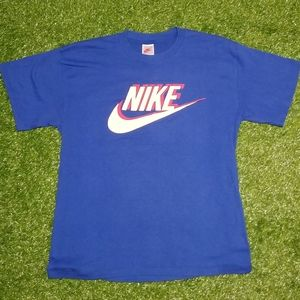 Vintage 90's Nike Made in USA Single Stitch Tee
